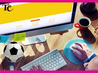 طراحی سایت شرط بندی فوتبال
